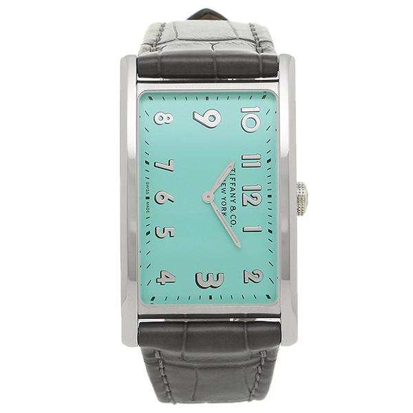 ティファニー 腕時計 TIFFANY&Co. 36092262 ブラック シルバー ブルー