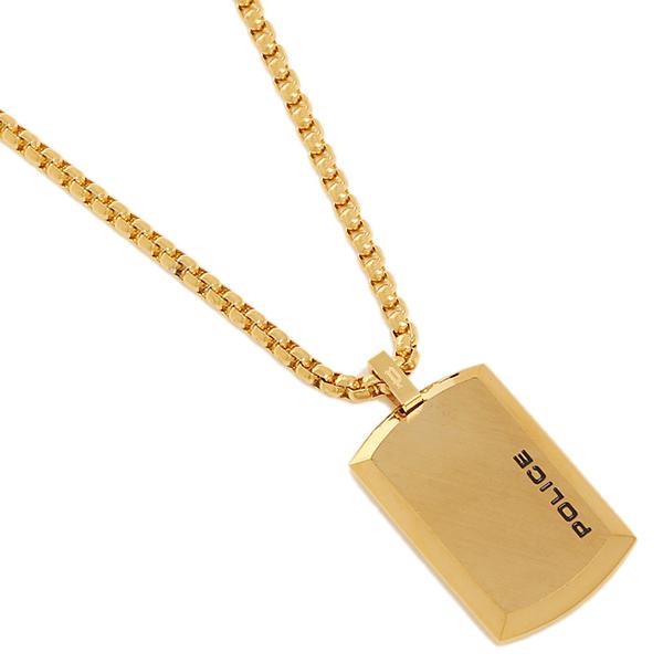 POLICE ポリス ネックレス 25988PSG02 ゴールド