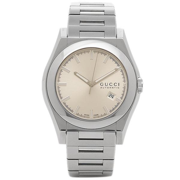 グッチ 時計 メンズ GUCCI YA115202 パンテオン 腕時計 ウォッチ シルバー