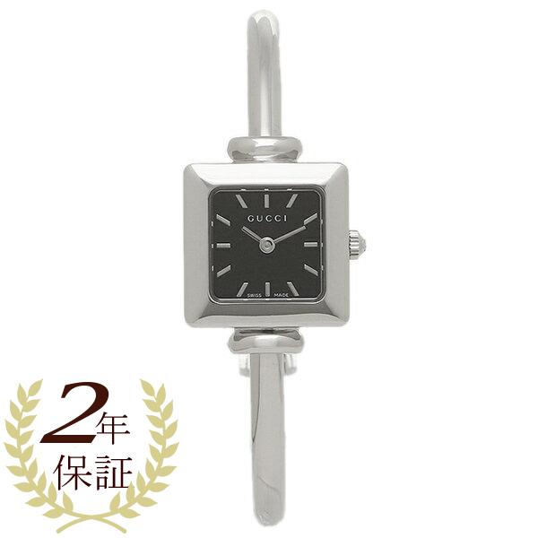 グッチ 時計 レディース GUCCI 腕時計 1900 YA019517 ステンレス ブラック ウォッチ