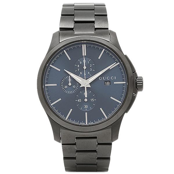 GUCCI 腕時計 レディース グッチ YA126275 ブルー ブラック