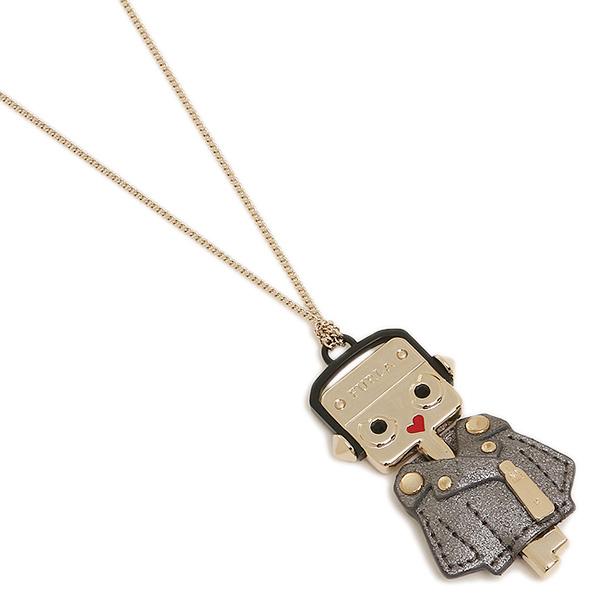 FURLA フルラ ネックレス アクセサリー レディース 856063 CO46 LM0 IO0 ゴールド