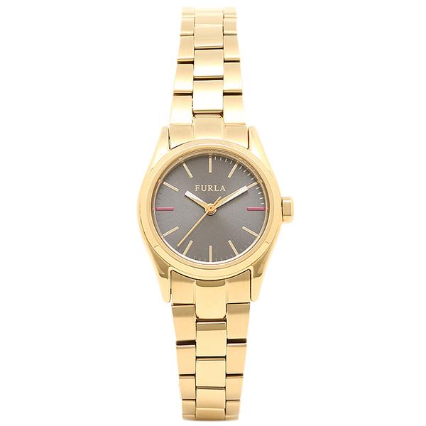 FURLA 腕時計 レディース フルラ R4253101507 866604 イエローゴールド/ライトブルー