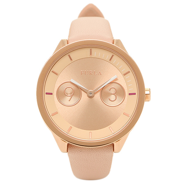 FURLA 腕時計 レディース フルラ R4251102511 866650 マグノリアピンク/ローズゴールド