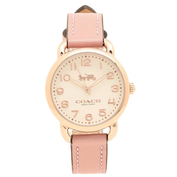 COACH コーチ 腕時計 レディース 14502750 ピンク ゴールド シルバー