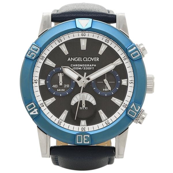 エンジェルクローバー 腕時計 ANGEL CLOVER BR43BUBKNV ブルー