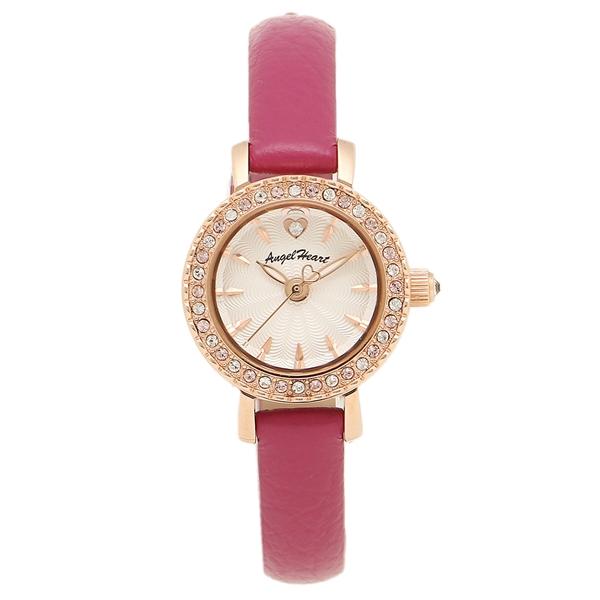 エンジェルハート 腕時計 ANGEL HEART ET21P-PK ホワイト ローズゴールド ピンク
