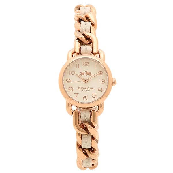 COACH コーチ 腕時計 レディース 14502726 ローズゴールド