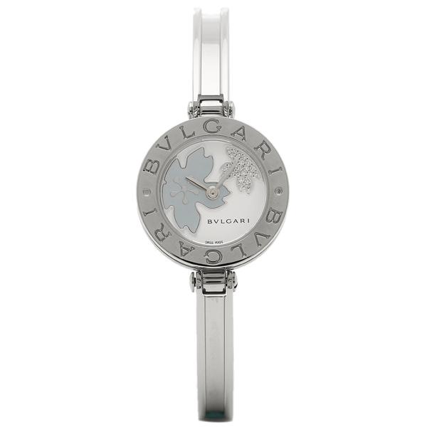 BVLGARI 腕時計 レディース ブルガリ BZ22FDSS S シルバーマルチ シルバー