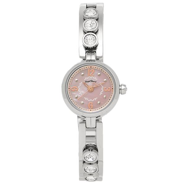 エンジェルハート 時計 レディース ANGEL HEART WL20SSA ラブスウィング 腕時計 ウォッチ シルバー/ピンクパール