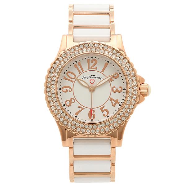 Angel Heart エンジェルハート ラヴスポーツ WL33CPGZ レディース時計 腕時計/ウォッチ/WATCH ホワイト