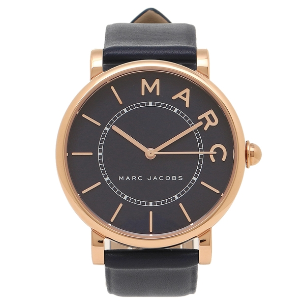 MARC JACOBS 腕時計 レディース マークジェイコブス MJ1534 ネイビー ローズゴールド