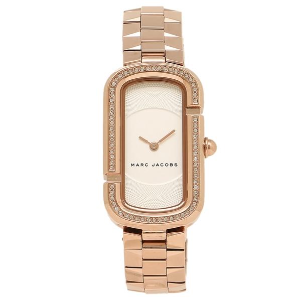 MARC JACOBS 腕時計 レディース マークジェイコブス MJ3533 ホワイト ローズゴールド