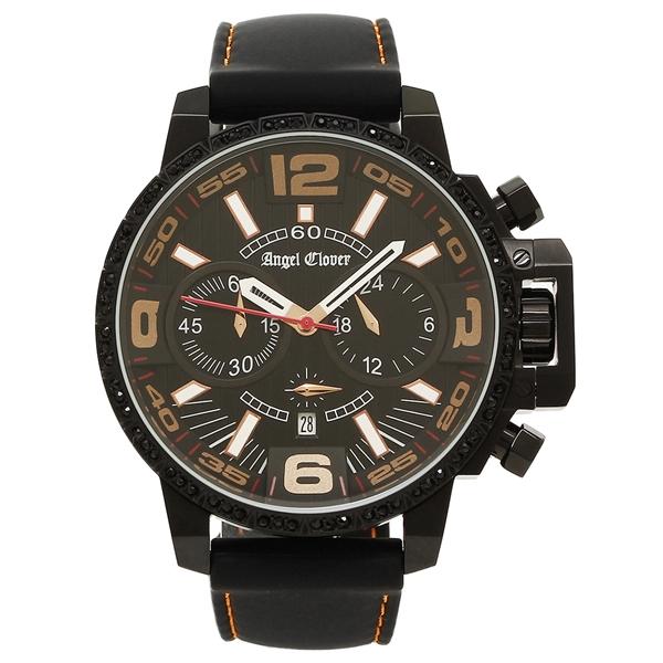 エンジェルクローバー 腕時計 ANGEL CLOVER NTC48BBK-LIMITED ブラック