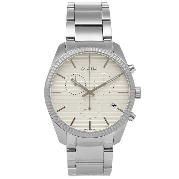 CALVIN KLEIN メンズ 腕時計 カルバンクライン K5R37146 シルバー