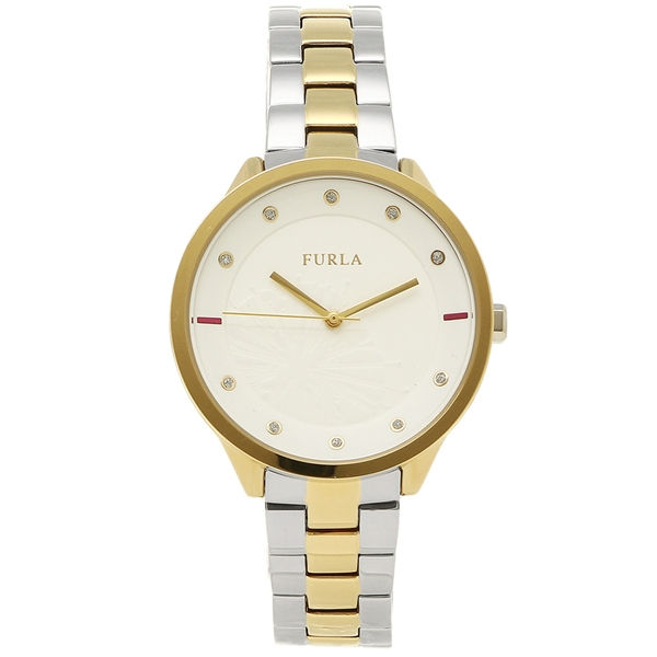 FURLA フルラ 腕時計 レディース R4253102519 899291 W480 MT0 CGD シルバー ゴールド