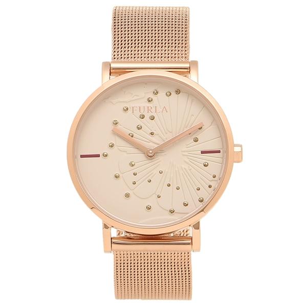 FURLA フルラ 腕時計 レディース R4253108501 899466 W491 MT0 1G0 ピンクゴールド
