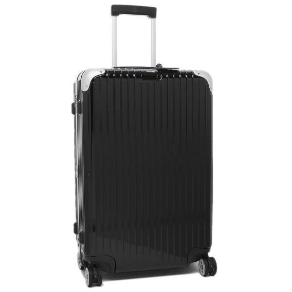 RIMOWA リモワ レディース/メンズ スーツケース 882.70.50.5 ブラック