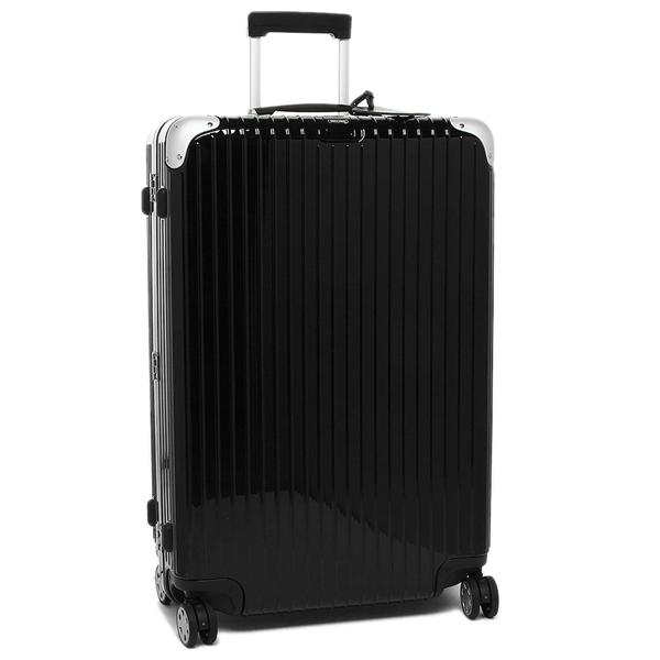 RIMOWA リモワ レディース/メンズ スーツケース 882.77.50.5 ブラック
