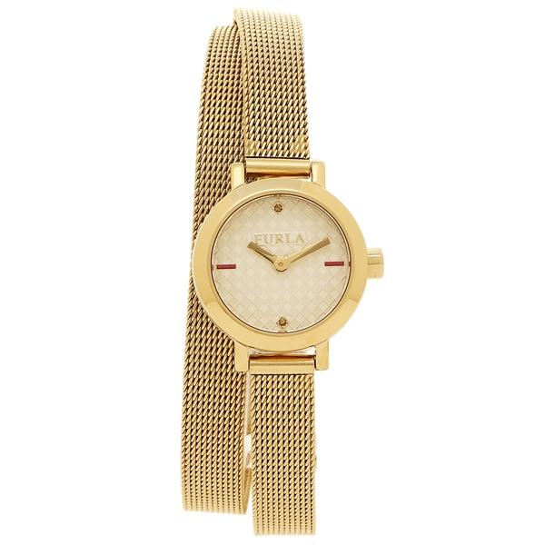 レディース イエローゴールド FURLA 899504 フルラ 腕時計 R4253107501