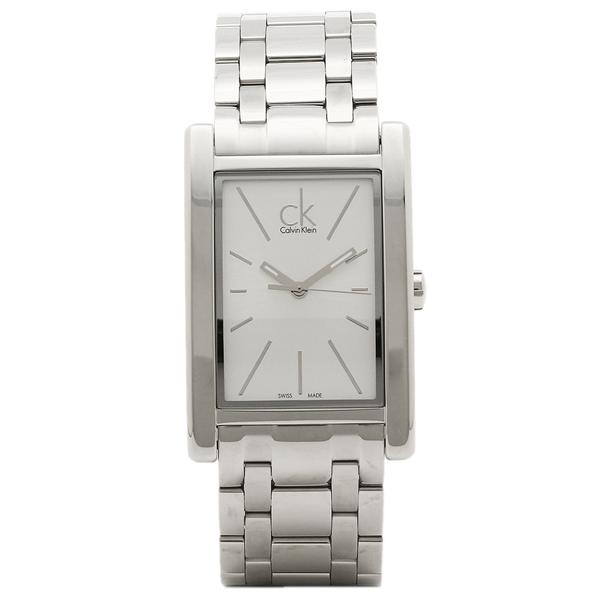 CALVIN KLEIN メンズ腕時計 ウォッチ カルバンクライン K4P21146 シルバー