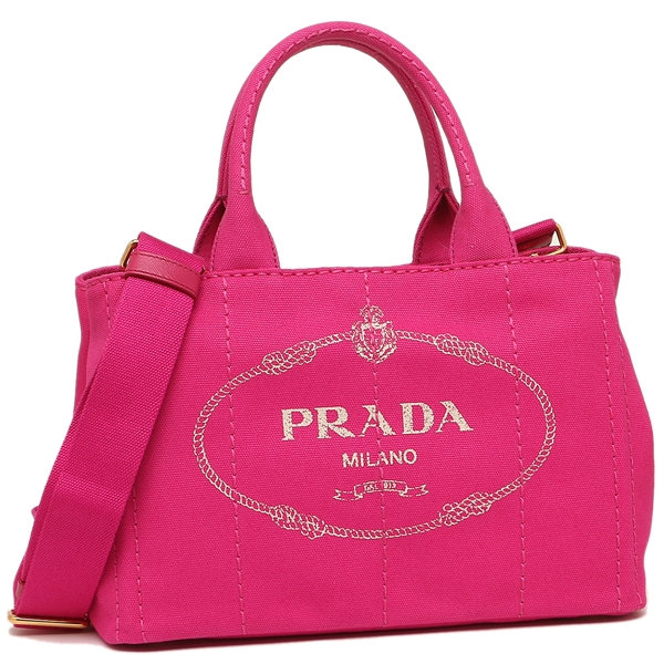 プラダ レディース ショルダーバッグ PRADA 1BG439 ZKI F0029 ピンク