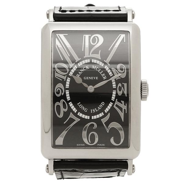 FRANCK MULLER 腕時計 メンズ フランクミュラー 1200SCREL BLK EN ブラック シルバー