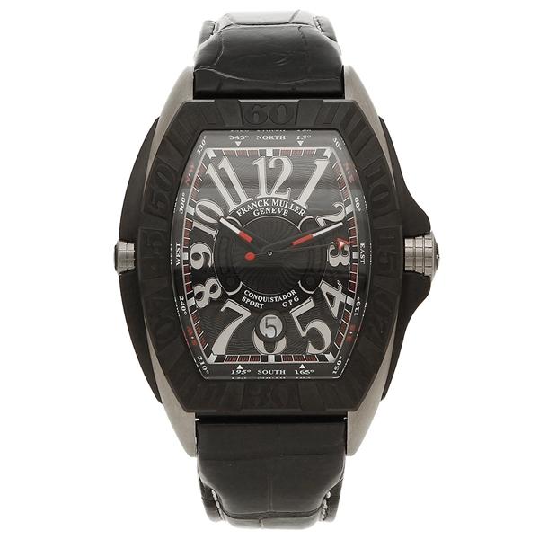 FRANCK MULLER 腕時計 メンズ フランクミュラー 8900SCDTGPG BLKSTRAP ブラック
