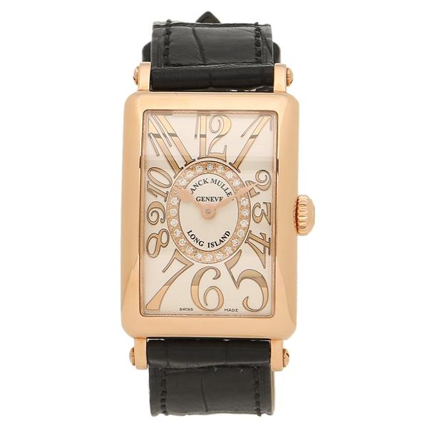 FRANCK MULLER フランクミュラー 腕時計 レディース 902QZRELCD1R SLVBLK5N シルバー ゴールド ブラック