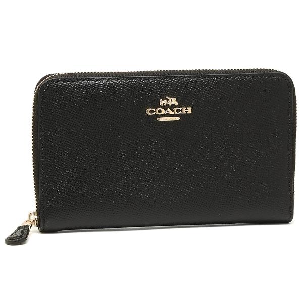 COACH コーチ 財布 レディース 58584 LIBLK ブラック