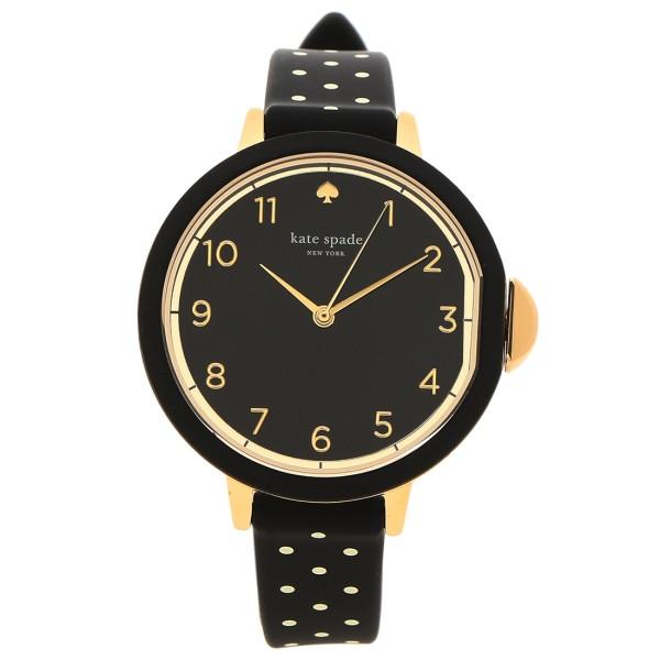 ケイトスペード 腕時計 レディース KATE SPADE KSW1355 ブラック