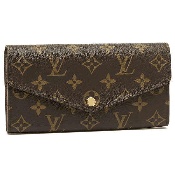 ルイヴィトン 財布 LOUIS VUITTON M6531 モノグラム ポルトフォイユサラ 長財布