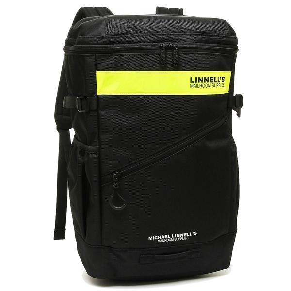 マイケルリンネル MICHAEL LINNELL メンズリュック ML-020 イエロー