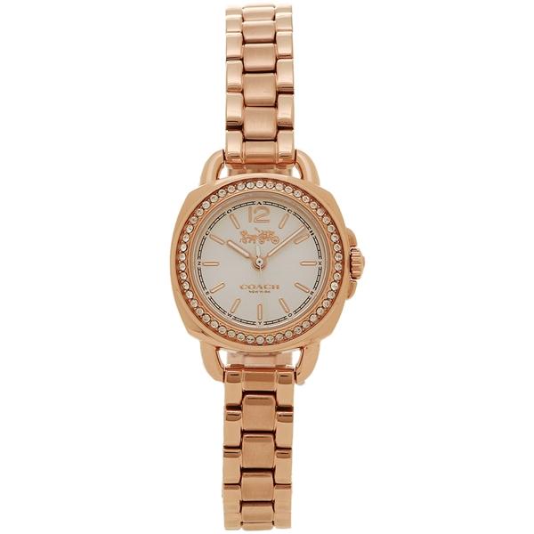 COACH コーチ 腕時計 レディース 14502643 シルバー ローズゴールド