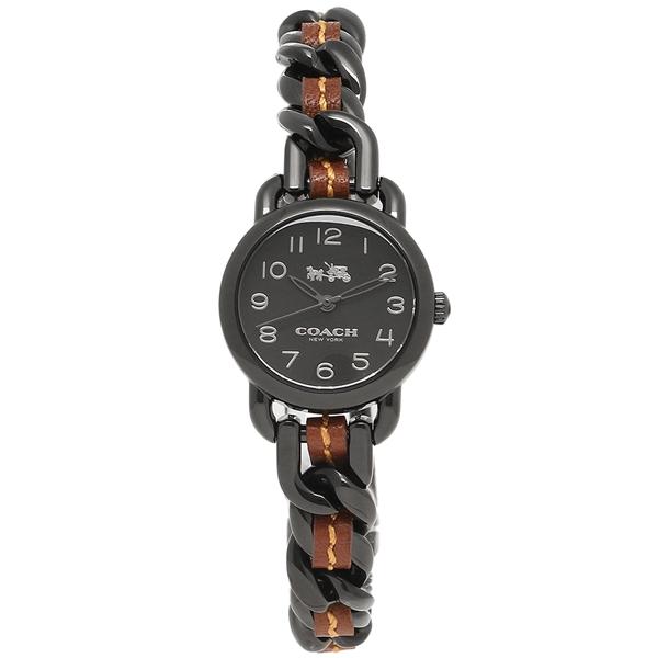 COACH コーチ 時計 レディース 14502724 ブラウン ブラック