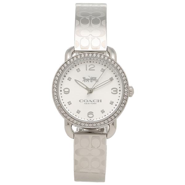 COACH コーチ 腕時計 レディース 14502765 シルバー