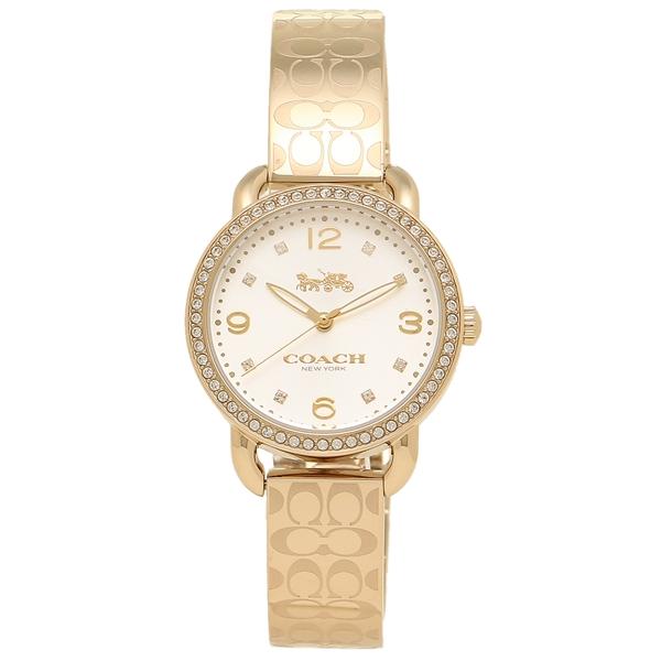 COACH コーチ 腕時計 レディース 14502766 イエローゴールド
