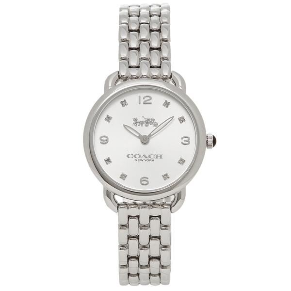 COACH コーチ 腕時計 レディース 14502781 シルバー