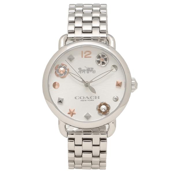 COACH コーチ 腕時計 レディース 14502810 シルバー