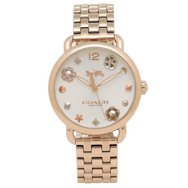 COACH コーチ 腕時計 レディース 14502811 イエローゴールド