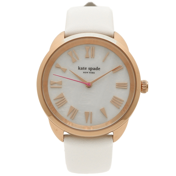 KATE SPADE ケイトスペード 腕時計 レディース KSW1283 ローズゴールド ホワイト