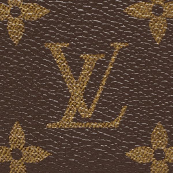 LOUIS VUITTON Louis Vuitton M60067 Monogram zippy coin purse