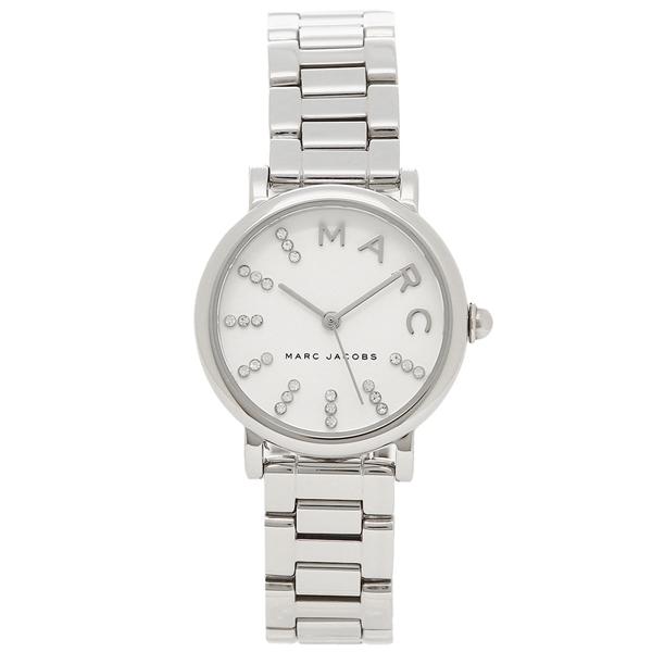 MARC JACOBS 腕時計 レディース マークジェイコブス MJ3568 シルバー ホワイト