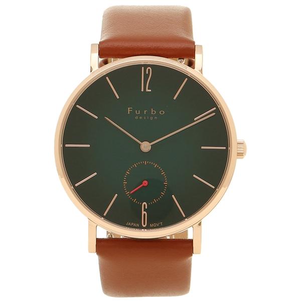フルボデザイン 腕時計 メンズ Furbo ピンクゴールド design design Furbo F01-PGRLB ブラウン ピンクゴールド, 夢店舗 お酒屋:97e4d724 --- jphupkens.be