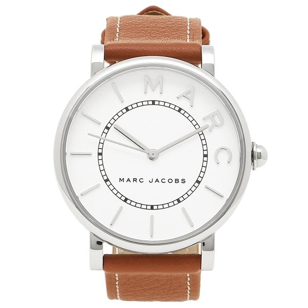 MARC JACOBS 腕時計 レディース マークジェイコブス MJ1571 ブラウン ホワイト シルバー