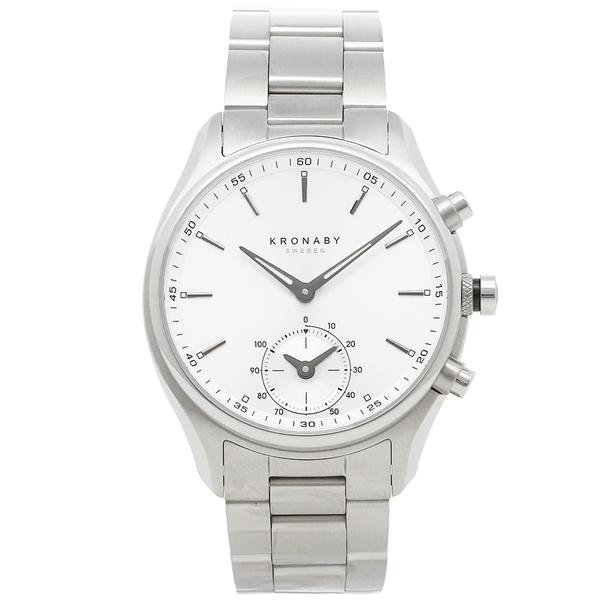 クロナビー 腕時計 KRONABY A1000-1903 シルバー