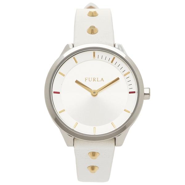 FURLA フルラ 腕時計 レディース R4251102524 899300 ホワイト シルバー