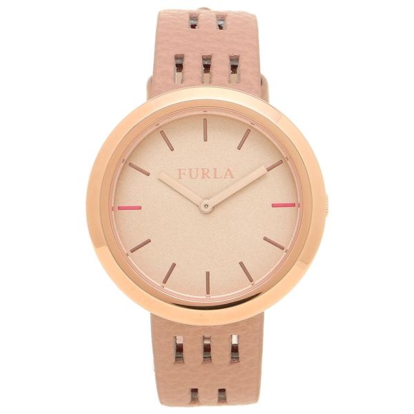 FURLA フルラ 腕時計 レディース R4251103515 899399 MAGNOLIA ピンク ローズゴールド