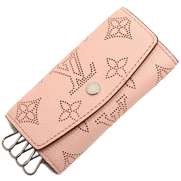ルイヴィトン キーケース レディース LOUIS VUITTON M64056 ピンク