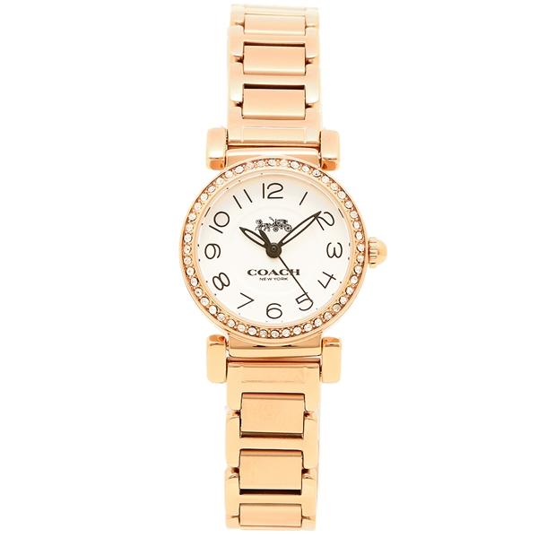 COACH コーチ 腕時計 レディース 14502853 ホワイト ローズゴールド